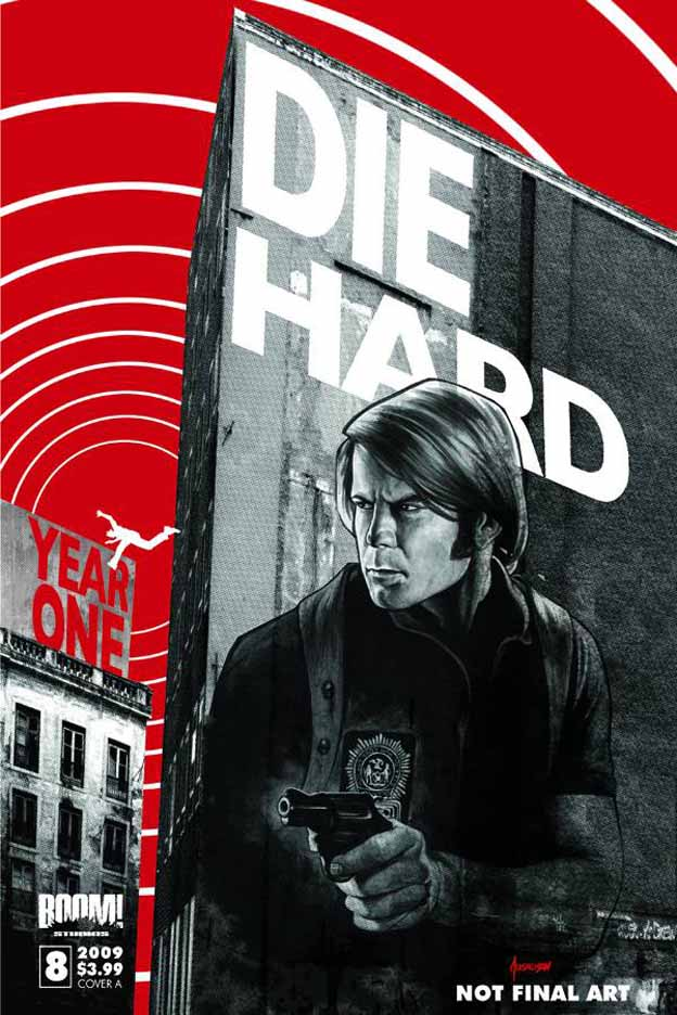 Die Hard Year One #8