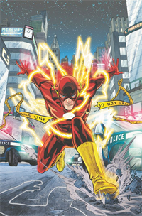 The Flash, issue #1