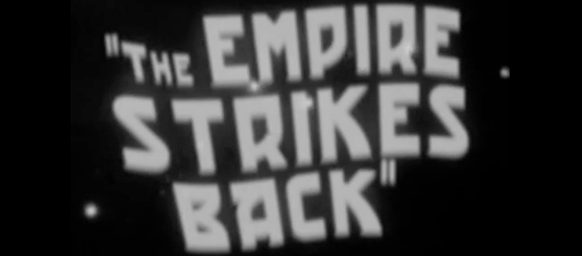 Premakes: The Empire Strikes Back 1950s