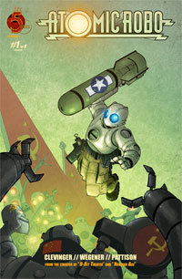 Red 5 Comics: Atomic Robo, Issue #1