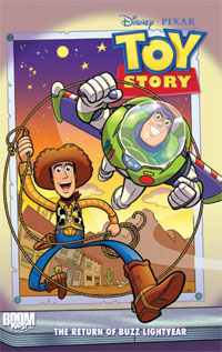 Boom Studios: The Return of Buzz Lightyear, Trade Paperback