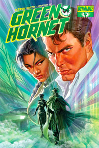 Dynamite Entertainment: Kevin Smiths Green Hornet, Issue #4