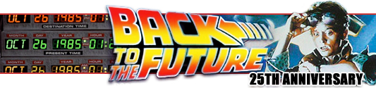 Week of Geek; Back to the Future, 25th Anniversary