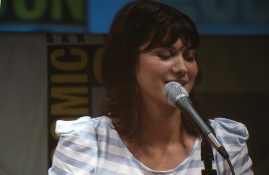 SDCC 2010: Scott Pilgrim vs. The World Panel: Mary Elizabeth Winstead