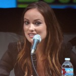 SDCC 2010: Disneys TRON panel: Olivia Wilde 07