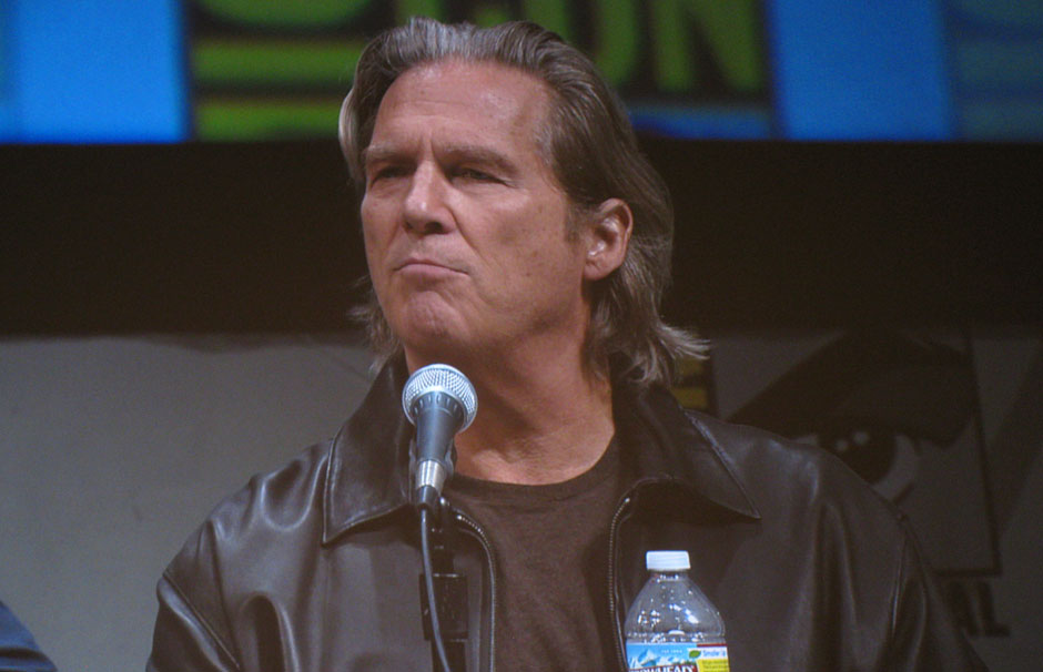 SDCC 2010: Disneys TRON panel: Jeff Bridges 08