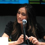 SDCC 2010: Priest panel: Maggie Q 02