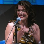 SDCC 2010: Resident Evil: Afterlife panel: Milla Jovovich 06