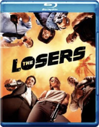 The Losers Blu-ray DVD