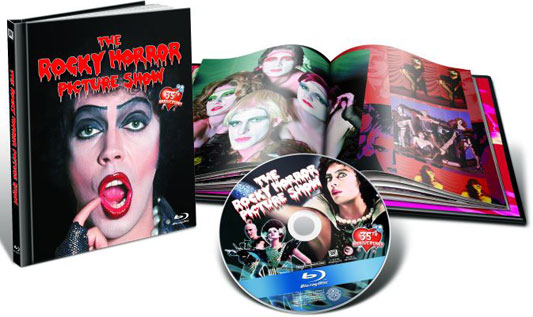 Rocky Horror Picture Show Blu-ray