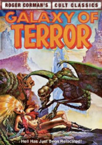 Roger Cormans Cult Classics: Galaxy of Terror (1981) DVD