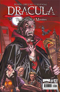 BOOM! Studios: Dracula: The Company of Monsters, Issue #1