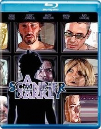 A Scanner Darkly Blu-ray DVD