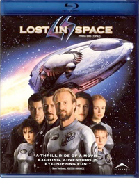 Lost In Space Blu-ray DVD