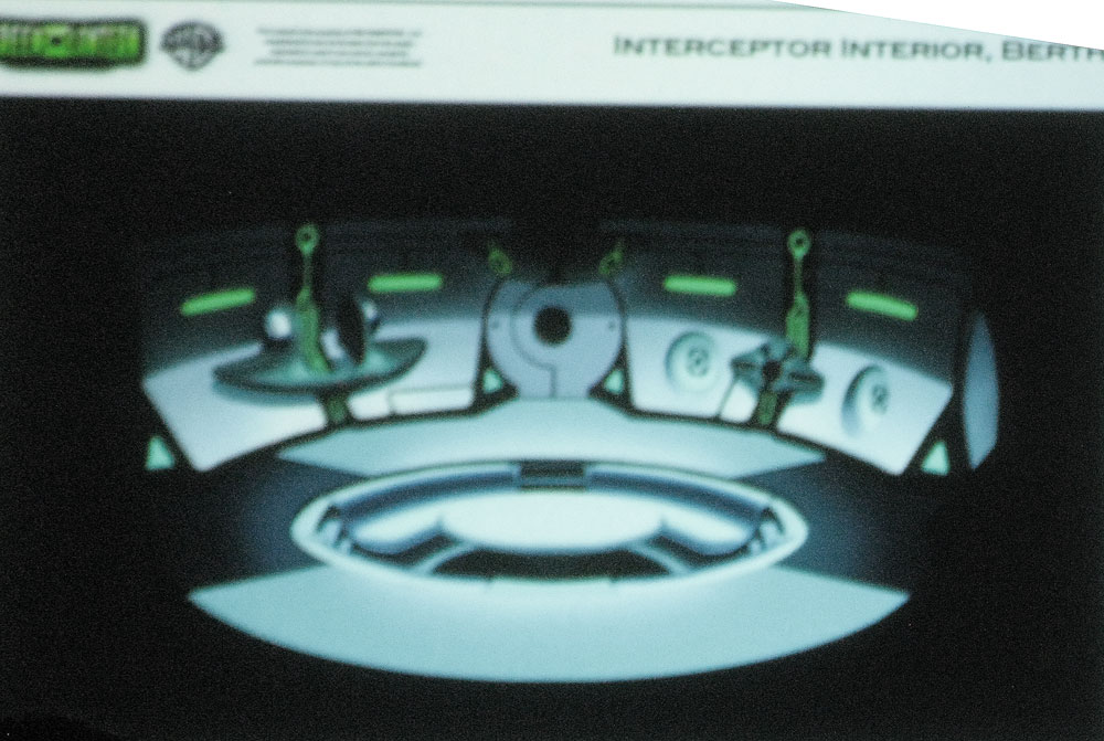 Green Lantern: The Animated Series: concept art