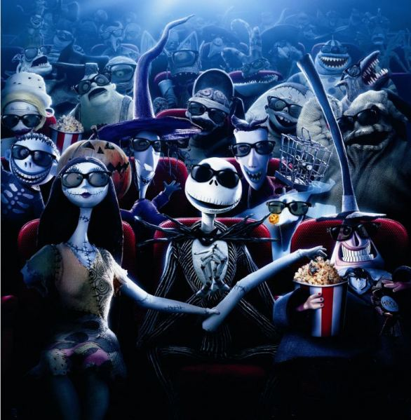 the nightmare before christmas 3d - Nightmare Before Christmas 3d