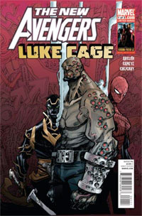 Marvel Comics: The New Avengers: Luke Cage: Town Without Pity
