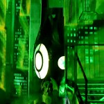 Scream 2010 Awards - Green Lantern Power Battery