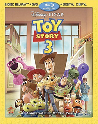 Toy Story 3 Blu-ray DVD