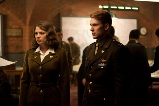 Marvel Studios: Captain America: The First Avenger, preview image 03