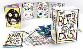the mighty boosh DVD