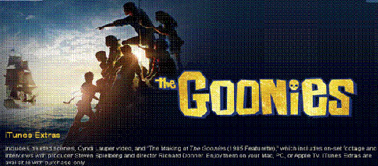 the goonies movie download