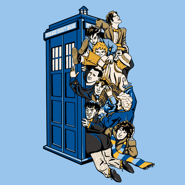 Doctor Who - Who's Who
