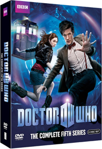 Doctor Who, The Complete Fifth Series DVD