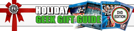2010 Holiday Geek Gift Guild, DVD and Blu-ray Edition