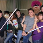 Torchwood with Avenue Q