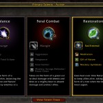 World of Warcraft: New Talent Trees
