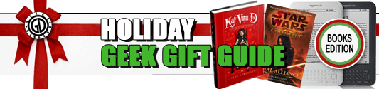 Holiday Geek Gift Guide 2010: Books