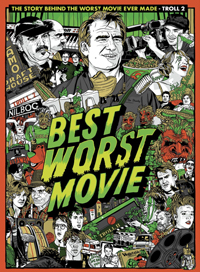 Best Worse Movie DVD