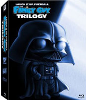 Star Wars Family Guy trilogy