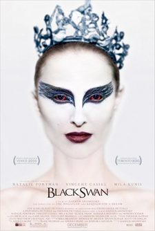Black Swan theatrical movie poster