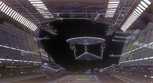 Star Trek concept art
