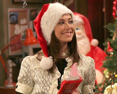 25 days of geek tv christmas day 16 how i met your mother