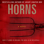 Top 10 Urban Fantasy Books of 2010: Horns