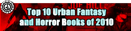 Top 10 Urban Fantasy Books of 2010