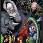 Ultimate Spiderman cover preview