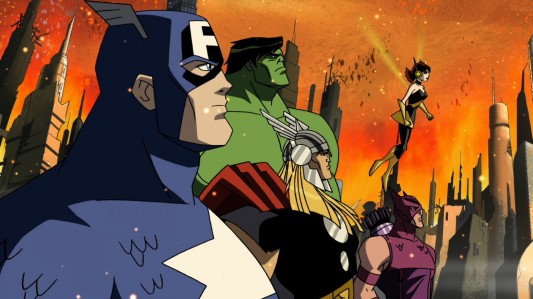 Avengers: Earth's Mightiest Heroes Preview 04