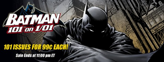 Batman 101 sale