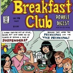 The Breakfast Club as Archie Comics