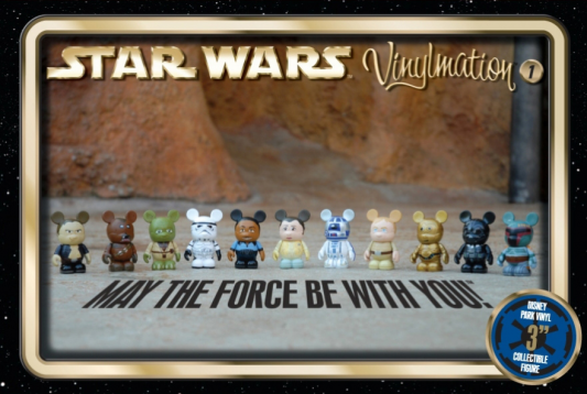 Star Wars Vinylmation