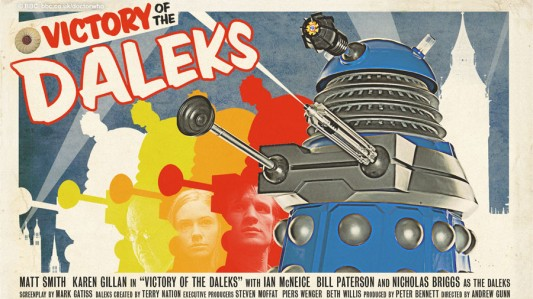 Doctor Who - Victory of the Daleks