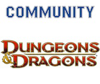 Community Dungeons And Dragons