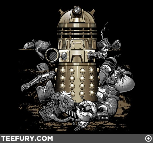 Doctor Who - Exterminated