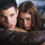 Taylor Lautner & Lily Collins Abduction