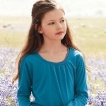 Mackenzie Foy fashion shoot