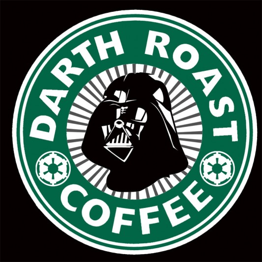 Darth Vader - Darth Roast Coffee